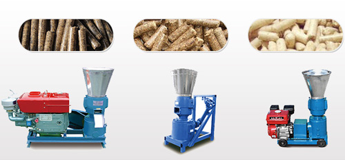 small pellet machines