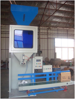 small wood pellet packing machine